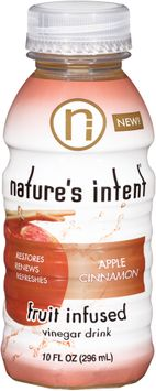 Nature's Intent® Apple Cinnamon Vinegar Drink