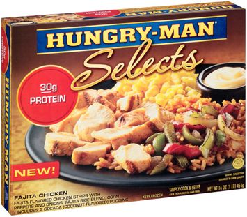 Hungry-Man® Selects Fajita Chicken