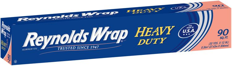 Reynolds Wrap® Heavy Duty Aluminum Foil Box