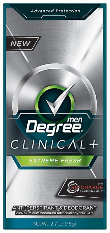 Degree® Men Clinical + Extreme Fresh Anti-perspirant & Deodorant