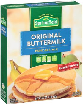Springfield® Original Buttermilk Pancake Mix