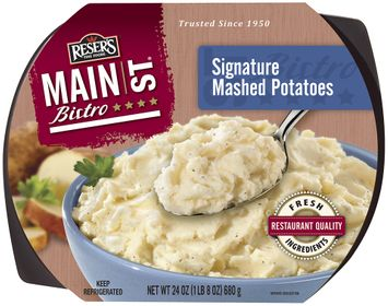 Reser's Fine Foods Creamy Deluxe Mashed Family Size Potatoes