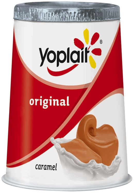 Yoplait® Original Caramel Low Fat Yogurt