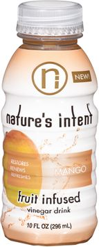 Nature's Intent® Mango Vinegar Drink