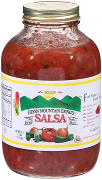 Green Mountain Gringo® Mild Salsa