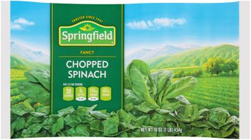 springfield® fancy chopped spinach