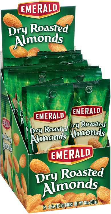 Emerald® Dry Roasted Almonds 1s