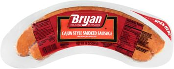 Bryan® Cajun Style Smoked Sausage