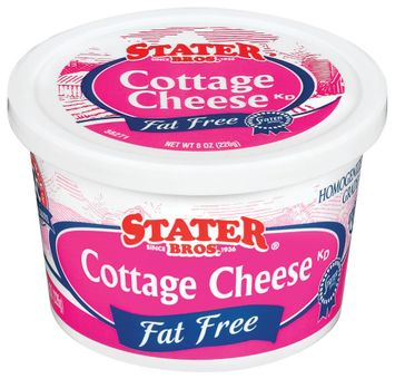 Stater bros Fat Free Cottage Cheese