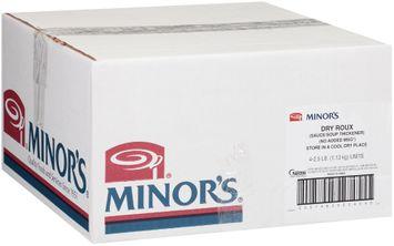 Minor's Dry Roux s