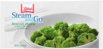 libby's® steam & go® broccoli florets