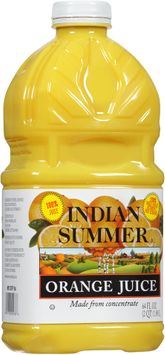 Indian Summer® 100% Orange Juice from Concentrate