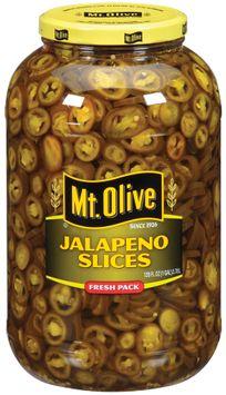 Mt. Olive Jalapeno Slices