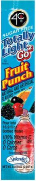 4C Psd-Tl2go Packet Fruit Punch Psd-Packet
