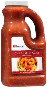 Minor's® Chile Garlic Sauce