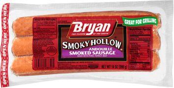 Bryan® Smoky Hollow Andouille Smoked Sausage