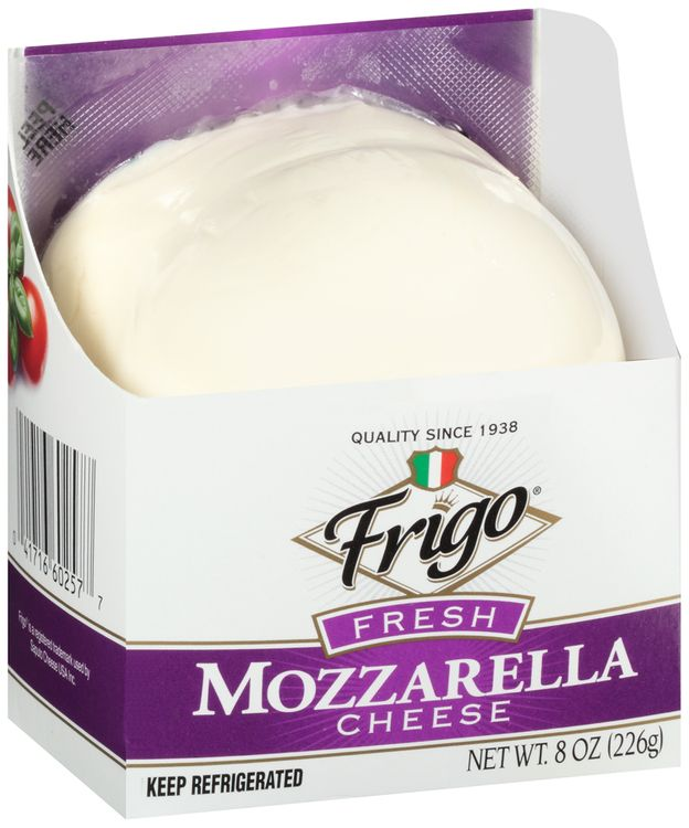 Frigo® Fresh Mozzarella Cheese