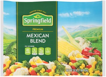 springfield® mexican blend
