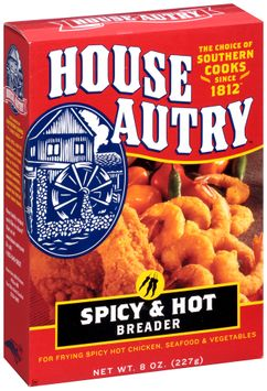 House-Autry Spicy & Hot Breader