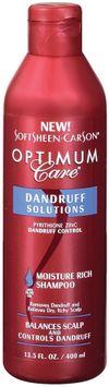 Optimum Care Dandruff Solutions Moisture Rich Shampoo