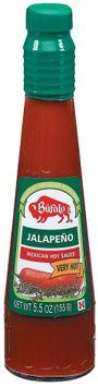 Bufalo Jalapeno Very Hot Mexican Hot Sauce