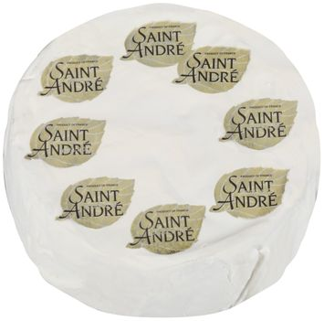 Saint Andre® Triple Creme Soft-Ripened Cheese