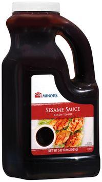 Minor's® Sesame Sauce