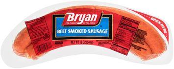 Bryan® Beef Smoked Sausage