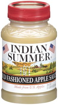 Indian Summer Old Fashioned Apple Sauce