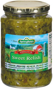 Springfield Original Sweet Relish