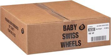 Eckrich Deli™ Baby Swiss Cheese
