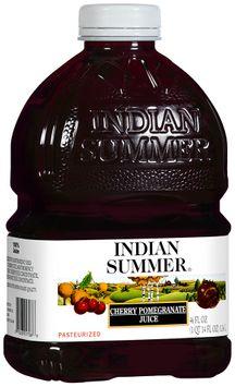 Indian Summer 100% Cherry Pomegranate Juice