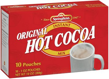Springfield Original 10 Ct Hot Cocoa Mix