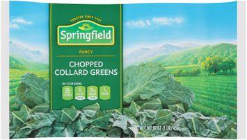 springfield® fancy chopped collard greens