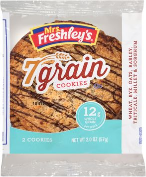 Mrs.Freshley's® 7 Grain Cookies