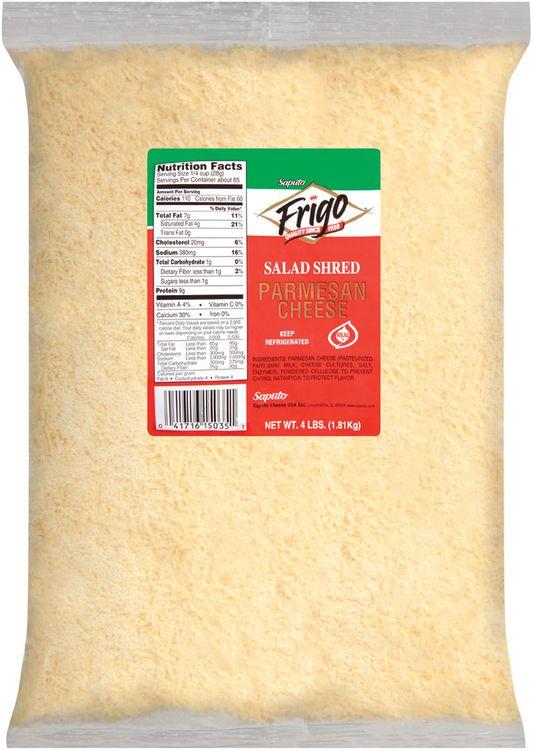 Frigo® Parmesan Salad Shred Cheese