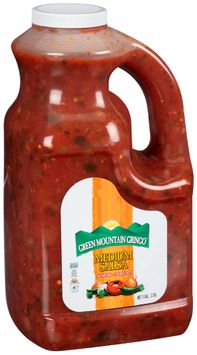 Green Mountain Gringo® Medium Salsa 1 gal. Jug
