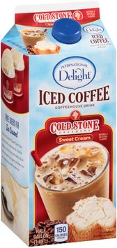 International Delight Cold Stone Creamery™ Sweet Cream Iced Coffee Coffeehouse Drink