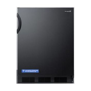 SUMMIT Commercially approved all-refrigerator with automatic defrost