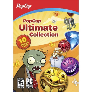 PC Game PopCap Ultimate Collection