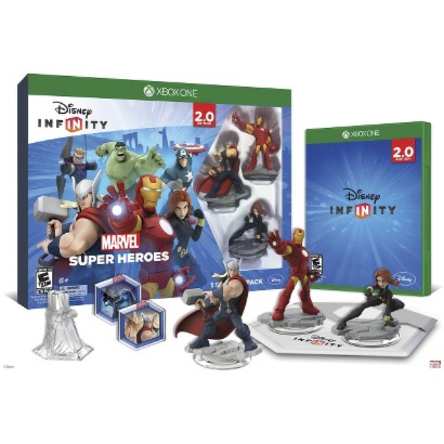 Disney Infinity: Marvel Super Heroes - 2.0 Edition (Xbox One)