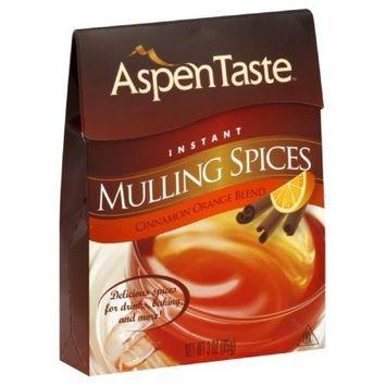 The Aspen Mulling Co Mulling Spc, Cinnamon Orange Blend, 3-Ounce (Pack of 6)