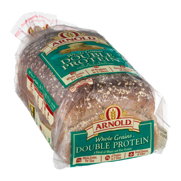 Arnold Whole Grain Double Protein Bread
