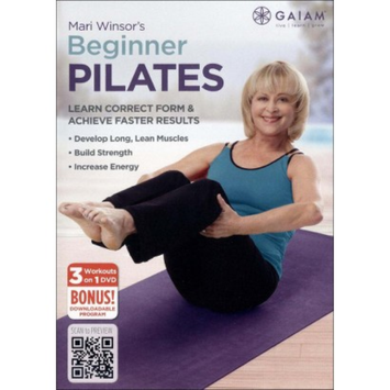 Gaiam Americas Mari Winsor Beginners Pilates [dvd]