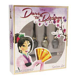 Disney Dare To Dream Mulan Eyeliner Set, 1 ea
