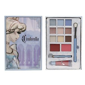 Disney Cinderella Ready for the Ball Beauty Book, 1 ea