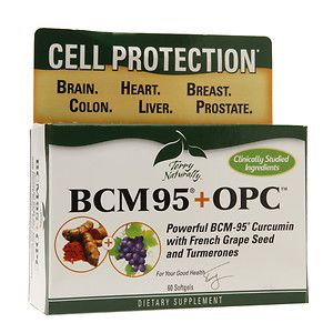 EuroPharma - Terry Naturally BCM95OPC - 60 Softgels