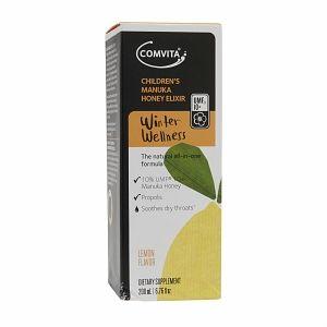 Comvita Winter Wellness Children's Manuka Honey Elixir - Lemon Flavour 200ml