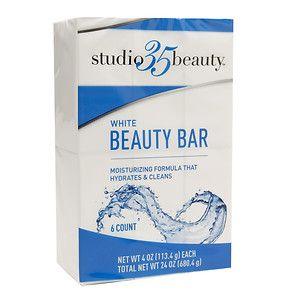 Studio 35 Moisturizing Bar Soap, 6 pk, 4 oz