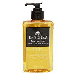 Essenza Hand Soap, Meyer Lemon, 12 oz